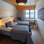 Hotelli Niilanpään huone